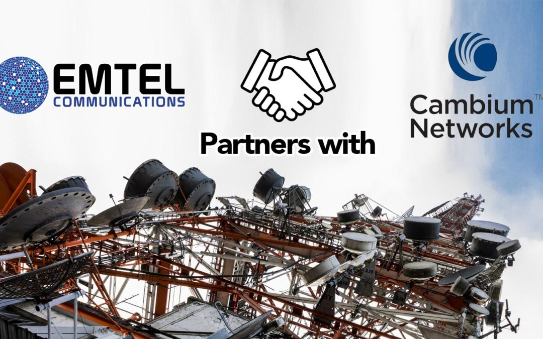 Emtel Communications Partners with Cambium Networks