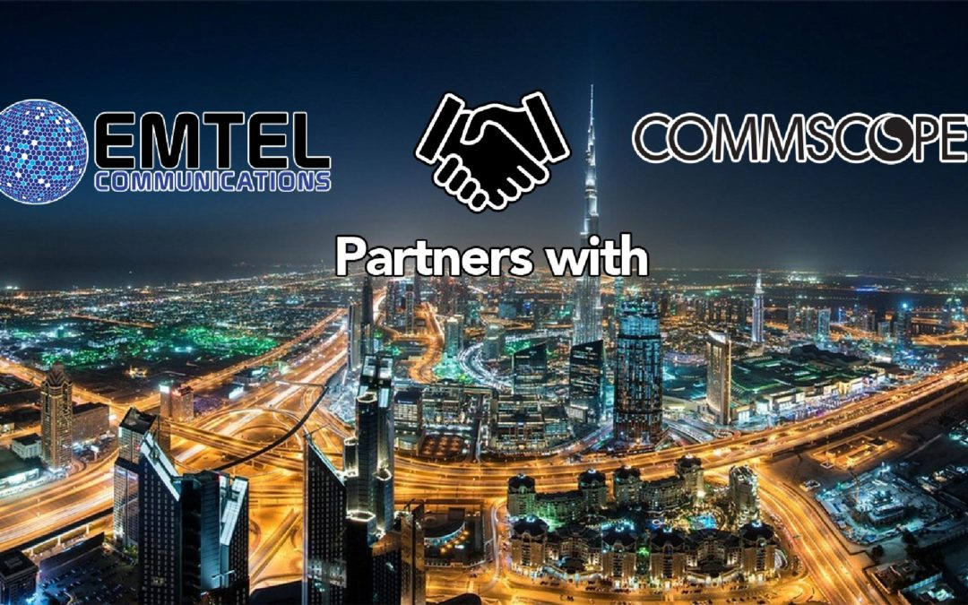 Emtel Communications Partners with Commscope