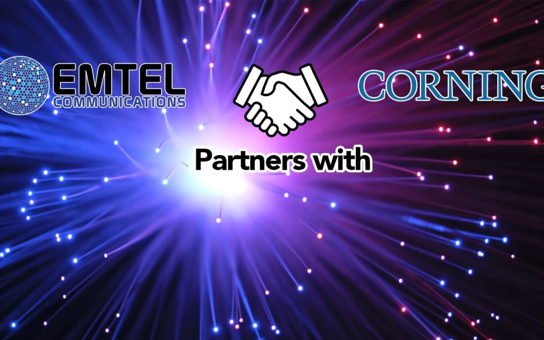 Emtel Communications Partners with Corning